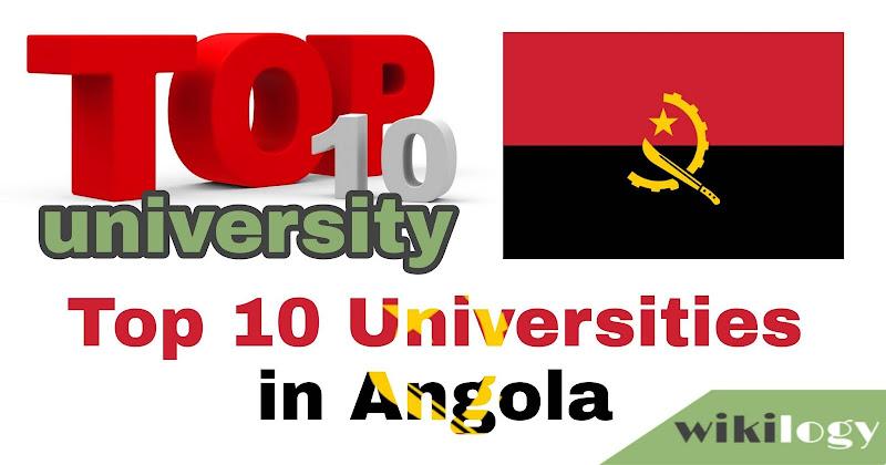 Top 10 Universities in Angola