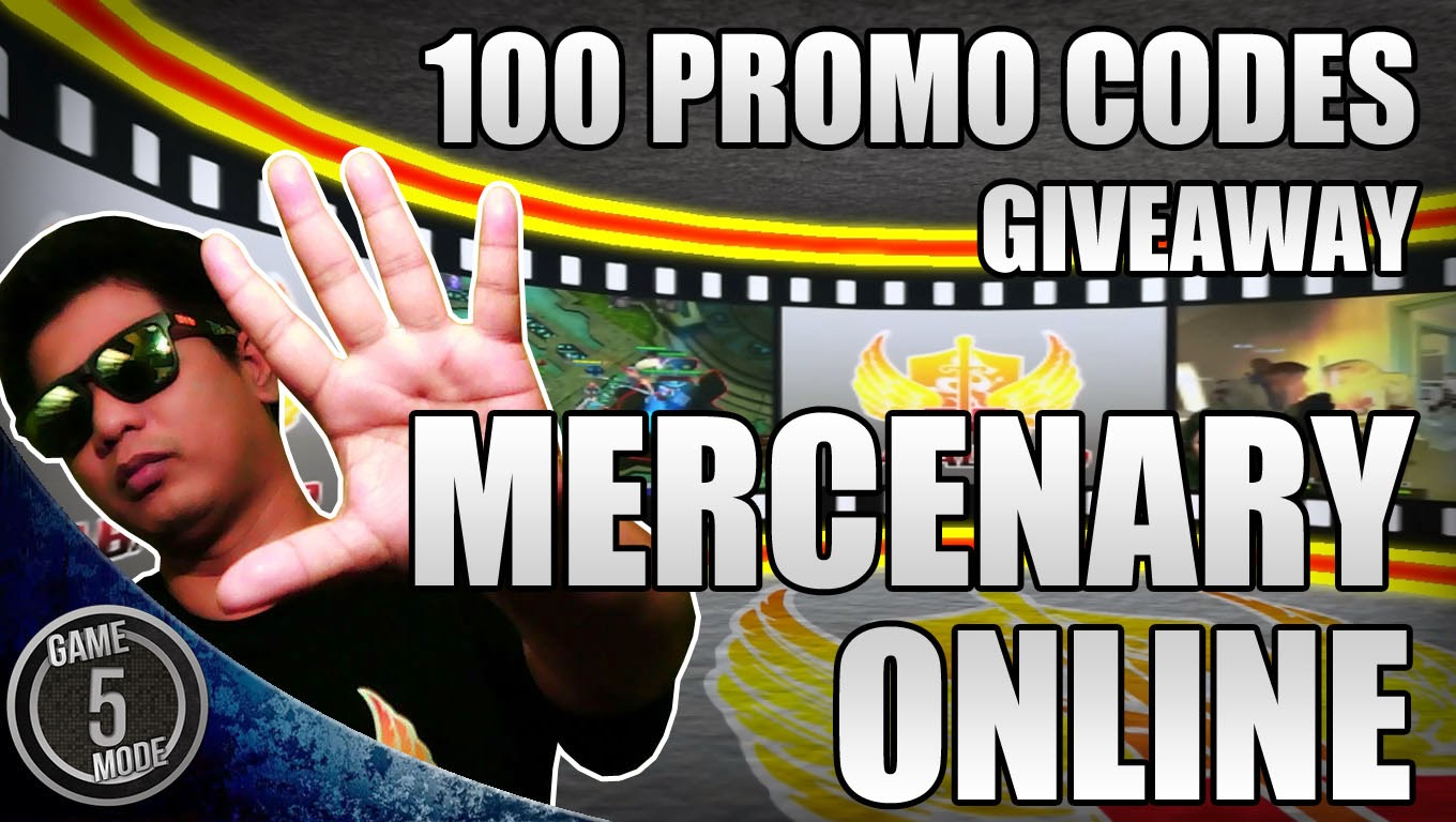 video game giveaway promo