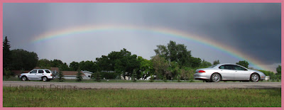 Rainbow. Regina - photo by Shelley Banks