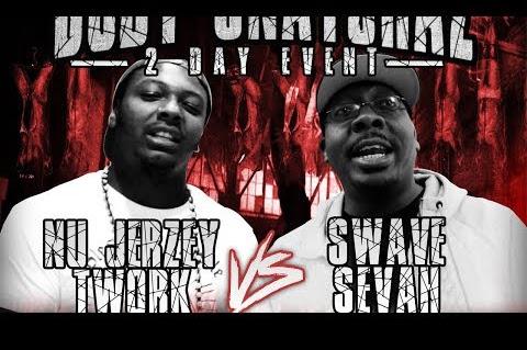 GOTC Battle League Presents: Nu Jerzey Twork vs Swave Sevah