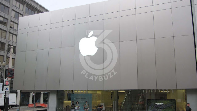 Why is the Apple logo a crunch apple?