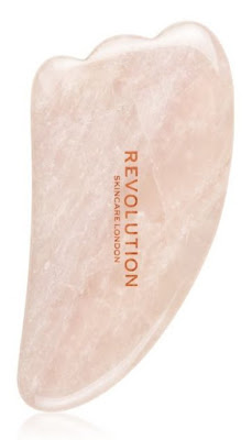 Revolution Skincare Gua Sha Rose Quartz