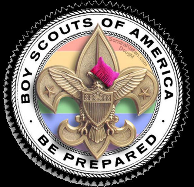 Boy Scout World Jamboree requires condoms
