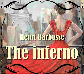 The inferno by Henry Barbusse -  Cover by Adam sherif