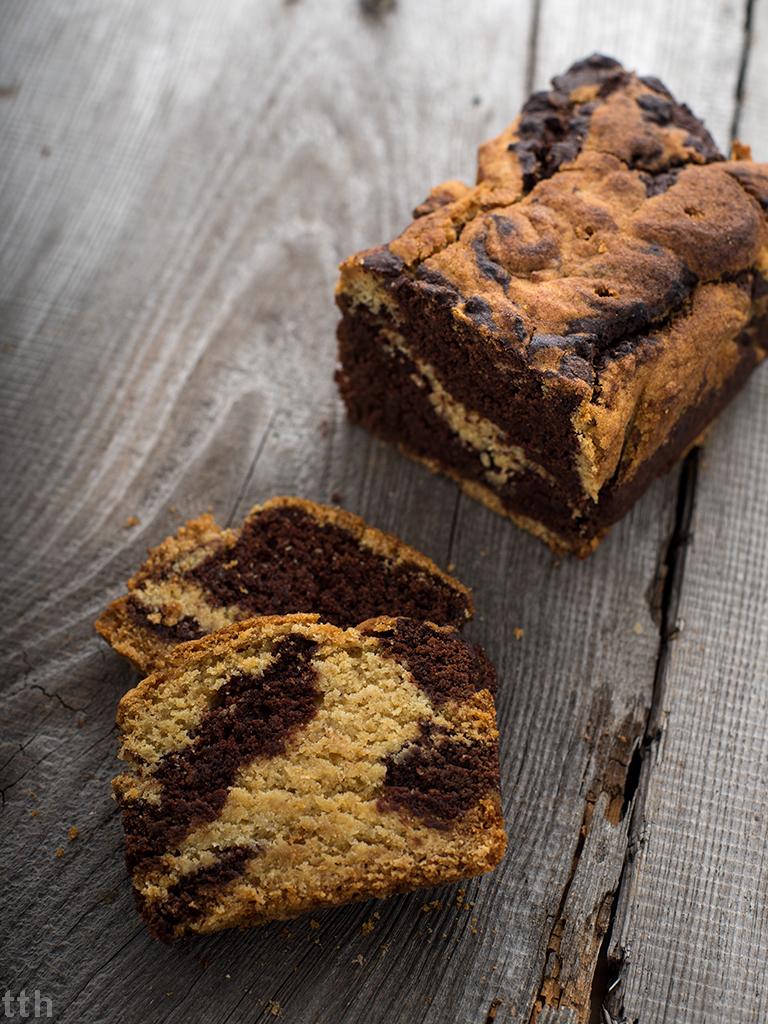 Babka marmurkowa - przepis weganskie, bezglutenowe, bez cukru roślinny przepis blog kulinarny