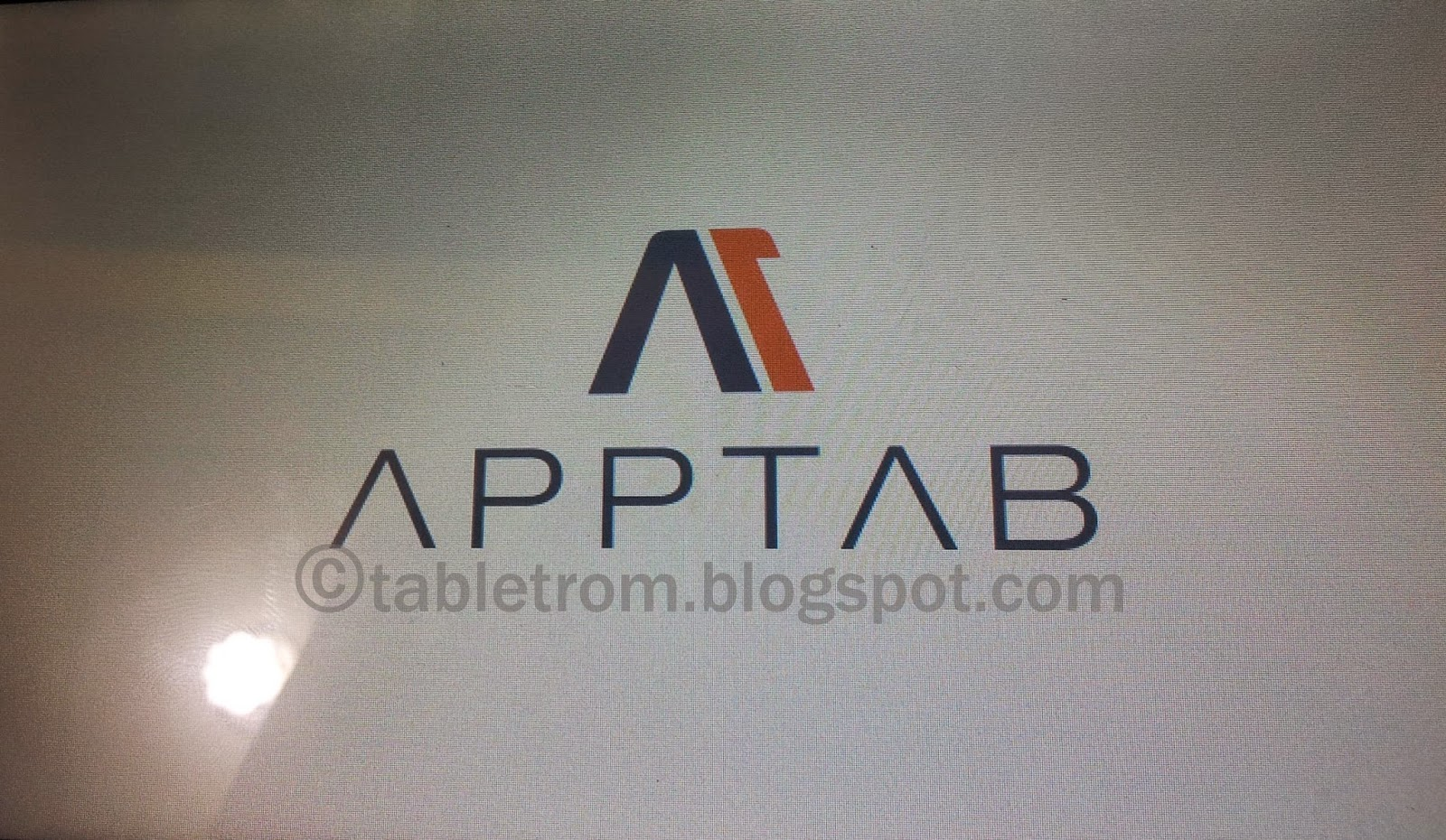 Runtah: Hard Reset 7 inch APPTAB Android Tablet RK3066 Rockchip