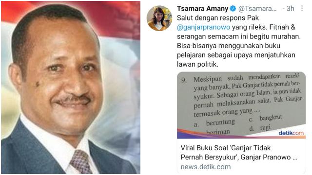 Soal 'Pak Ganjar' Dipolitisasi, Tokoh Papua: Kader Partai Bocah, di Otaknya Hanya Ada Radikal & Intoleran