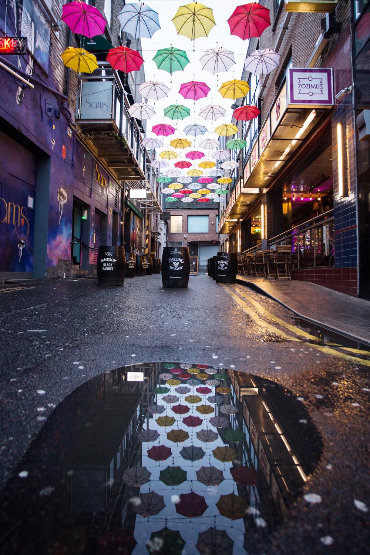 Irland: Dublin, Howth und kleine Einblicke in das vorweihnachtliche Irland