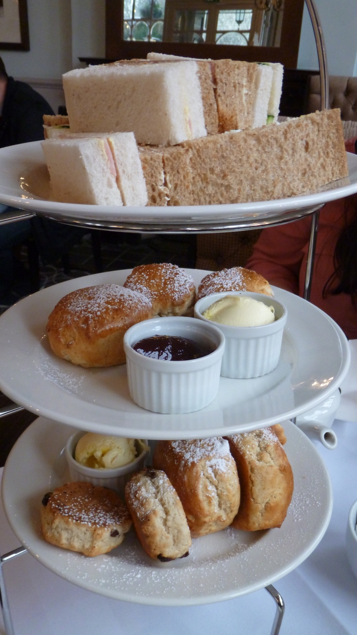 Afternoon Tea Harte and Garter Windsor