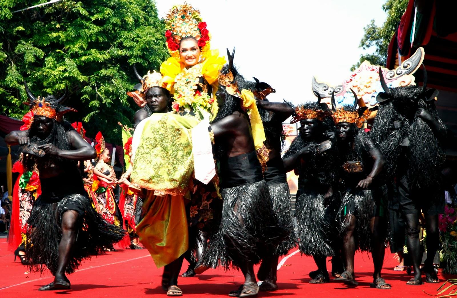 Festival Keboan Banyuwangi | Sumber: Majalah Gempur