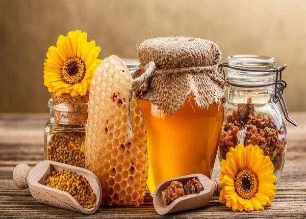 Benefits of honey on an empty stomach for the kids