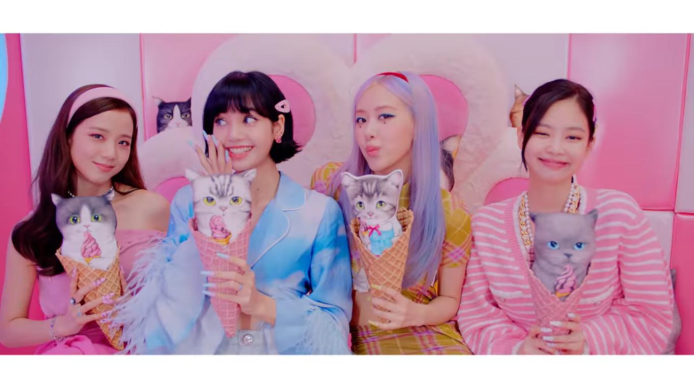 BLACKPINK Finally Release 'Ice Cream' MV Feat. Selena Gomez