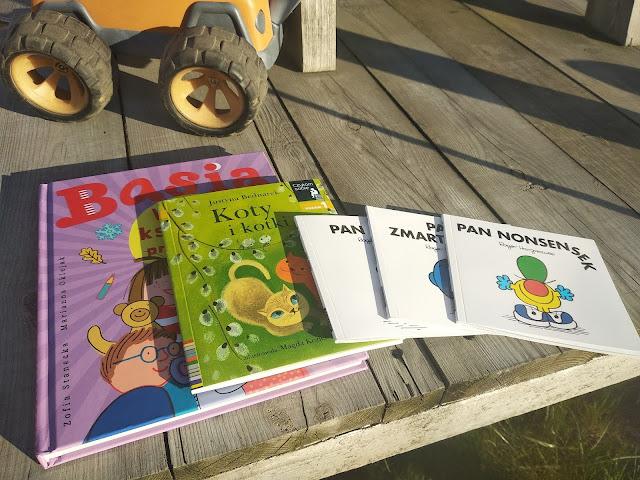 Książki dla dzieci, z których sami się pośmiejecie