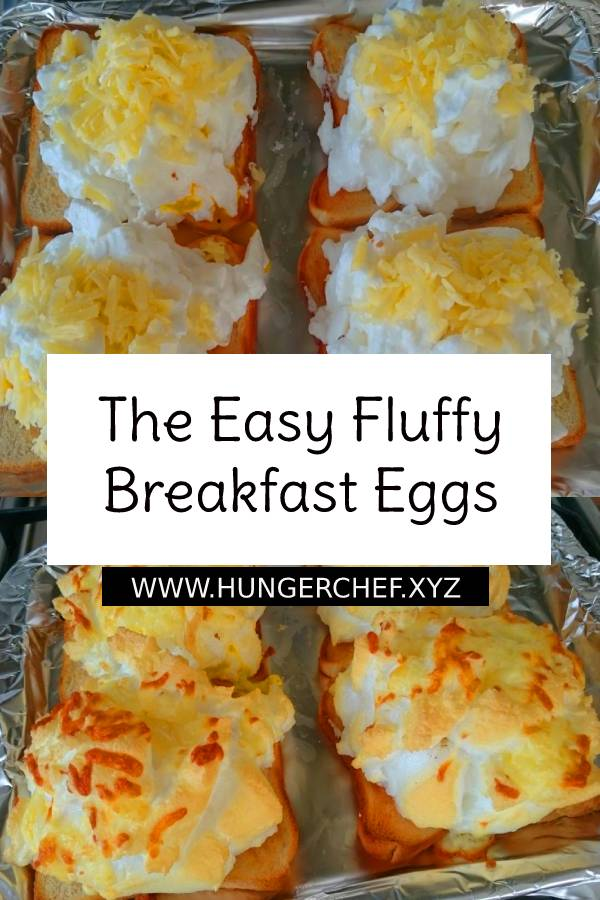 The Easy Fluffy Breakfast Eggs Recipe #fluffy #breakfasteggs #fluffyeggs #eggs #breakfast #easybreakfast #maindish #dinner #brunch #lunch #snacks