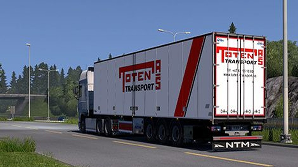 Semitrailers NTM 4.4m/ 4m V 1.1.3