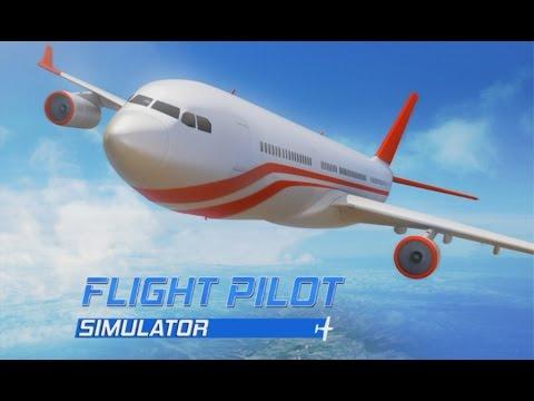 Flight Pilot Simulator 3D Free v1.4.7 Para Hileli Mod
