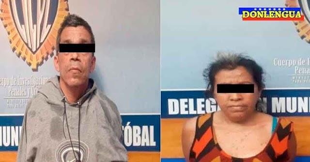 Hermanos detenidos por abusar de una menor que cuidaban en Táchira