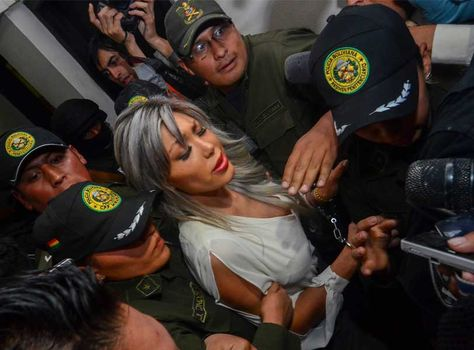 Gabriela Zapata pide a defensor y ONU protección a su hijo