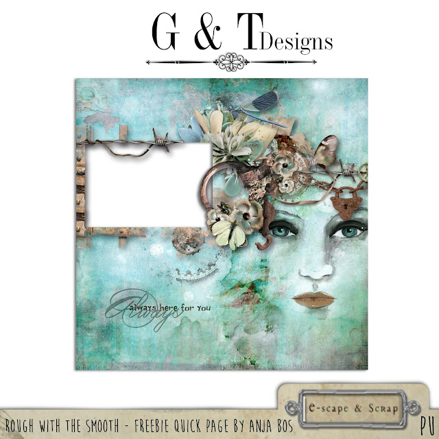 G&T Designs - Rough with the Smooth Freebie & more sales....