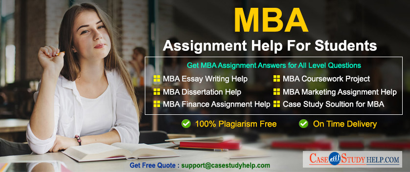Which is the Best MBA Assignment Help Website in Australia? - #1