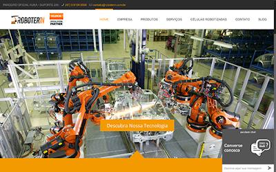 ROBOTER iN Empresa de Robótica