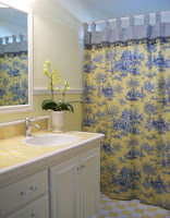 Floral shower curtain ideas