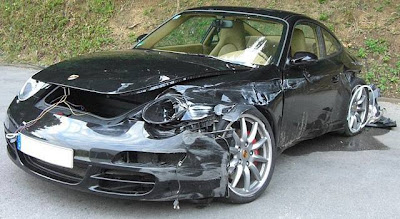 finding damaged and wrecked porsches for sale. Black Bedroom Furniture Sets. Home Design Ideas