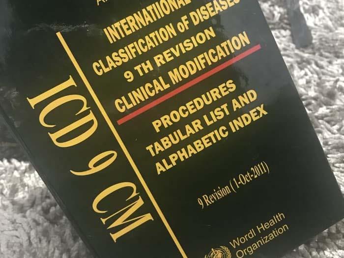 Prosedur dan Tindakan Medis (Tabular List) ICD 9 CM