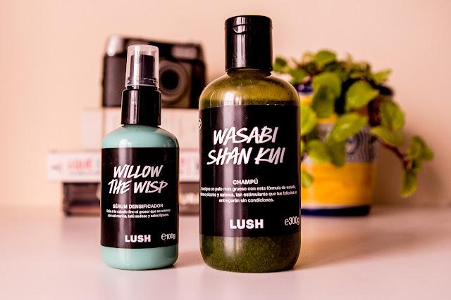 Mi experiencia con Lush Labs. Última actualización: junio de 2019.