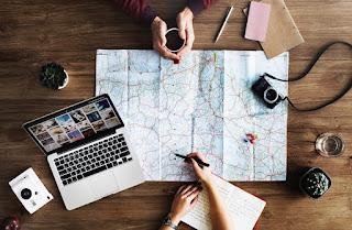 Ingin liburan Gratis Sekaligus Raih Income? Begini Caranya