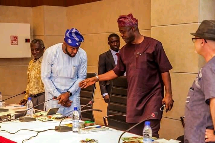Oyo State Set to Turn Agribusiness Hub, Seyi Makinde and Ogundoyin Adebo Meets in Cotonou Photos2