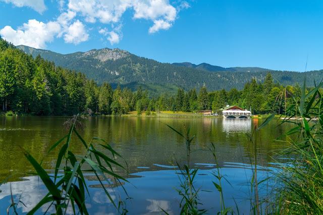 3-Seen-Tour Eibsee – Badersee – Pflegersee | Wandern Garmisch-Partenkirchen 16