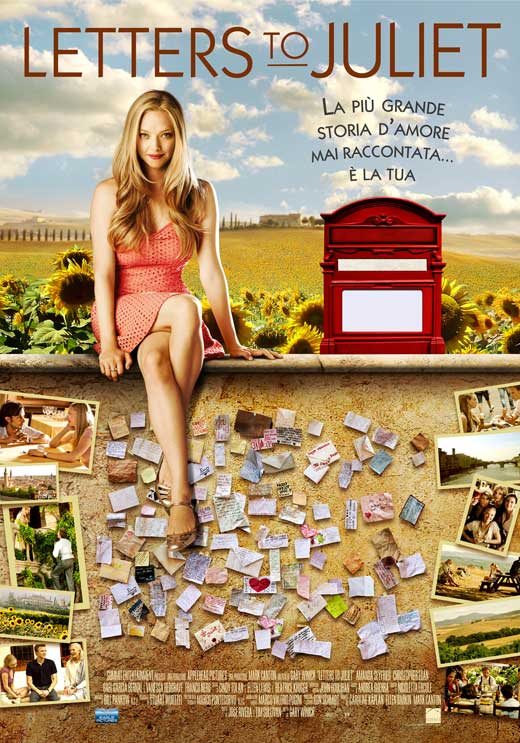 Amanda Seyfried is 'Sophie' in 'Letters to Juliet.' Photo: WikiMedia.org.