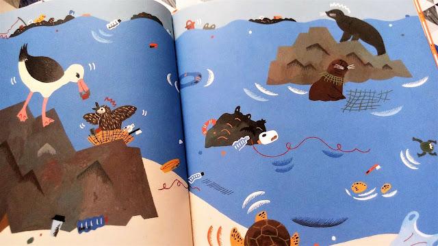 Plastik fantastik wydawnictwo babaryba recenzja i ekoligiczne refleksje