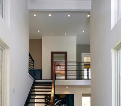 Fotos de escaleras fotos escaleras de madera para interiores for Imagenes escaleras interiores