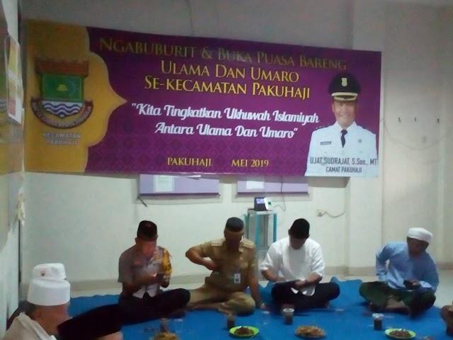 Camat Pakuhaji Pinta Warga Jangan Ikut Aksi Ke Jakarta