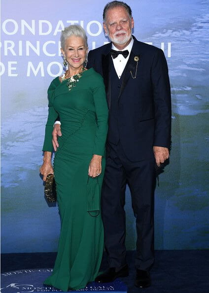 Prince Albert II and Princess Charlene attended Monte-Carlo 2020 Gala