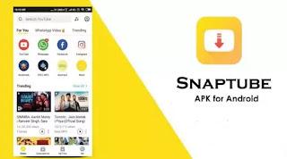 Snaptube App In Hindi