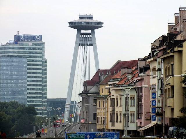 puente UFO Bratislava