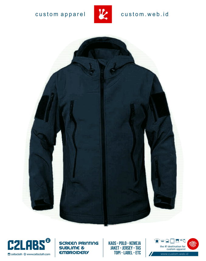 Custom Jacket Lapangan Outdoor Jogja - Konveksi Jacket Jogja