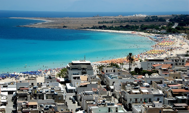 Praias em Sicília