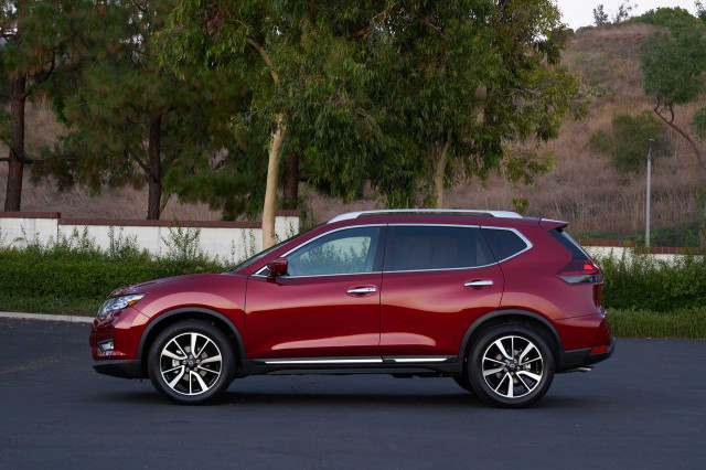2020 Nissan Rogue Review