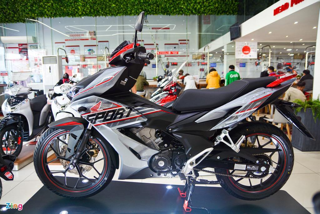 Sau một năm ra mắt, Honda Winner X ở đâu so với Yamaha Exciter?