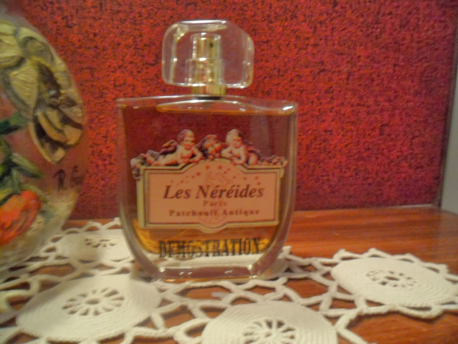 néréides patchouli antique