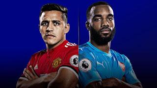 مشاهدة مباراة مانشستر يونايتد وارسنال بث مباشر بتاريخ 05-12-2018 الدوري الانجليزي