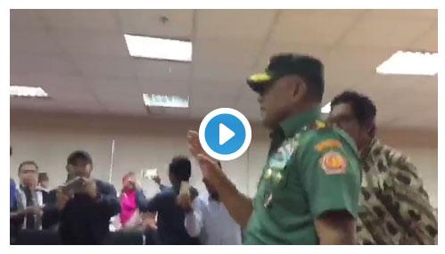 Senpi Ilegal, Panglima TNI: Hanya Presiden yang boleh tahu, Menkopolhukam pun tidak