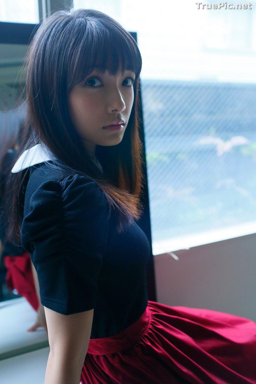 Image Wanibooks No.137 – Japanese Idol Singer and Actress – Erika Tonooka - TruePic.net - Picture-6