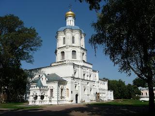 Чернигов. Собор Бориса и Глеба. Музей архитектуры