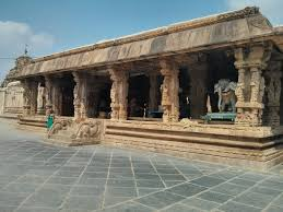 vontimitta ramalayam temple