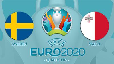 مشاهدة مباراة السويد ومالطة بث مباشر اليوم 12-10-2019 في تصفيات اليورو 2020